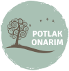 Potlak Onarım Logo